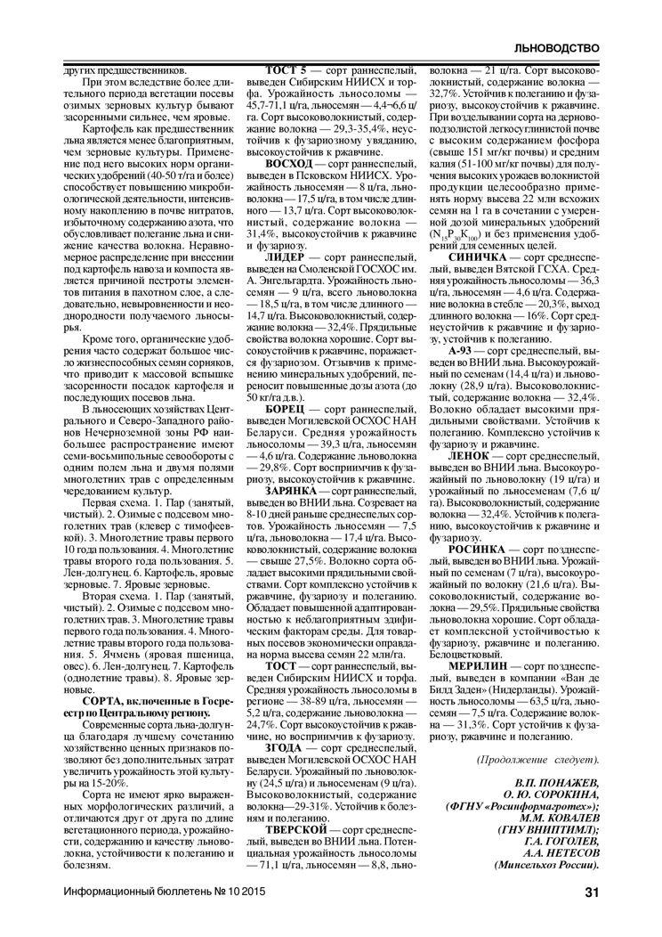 Ярославский агровестник