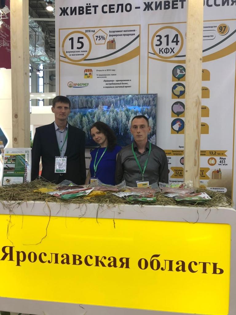 7765257f5f9 12 октября в работе 20 российской агропромышленной выставки «Золотая осень  – 2018» принимает участие